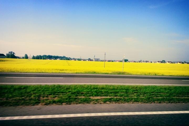 Дорога на Минск